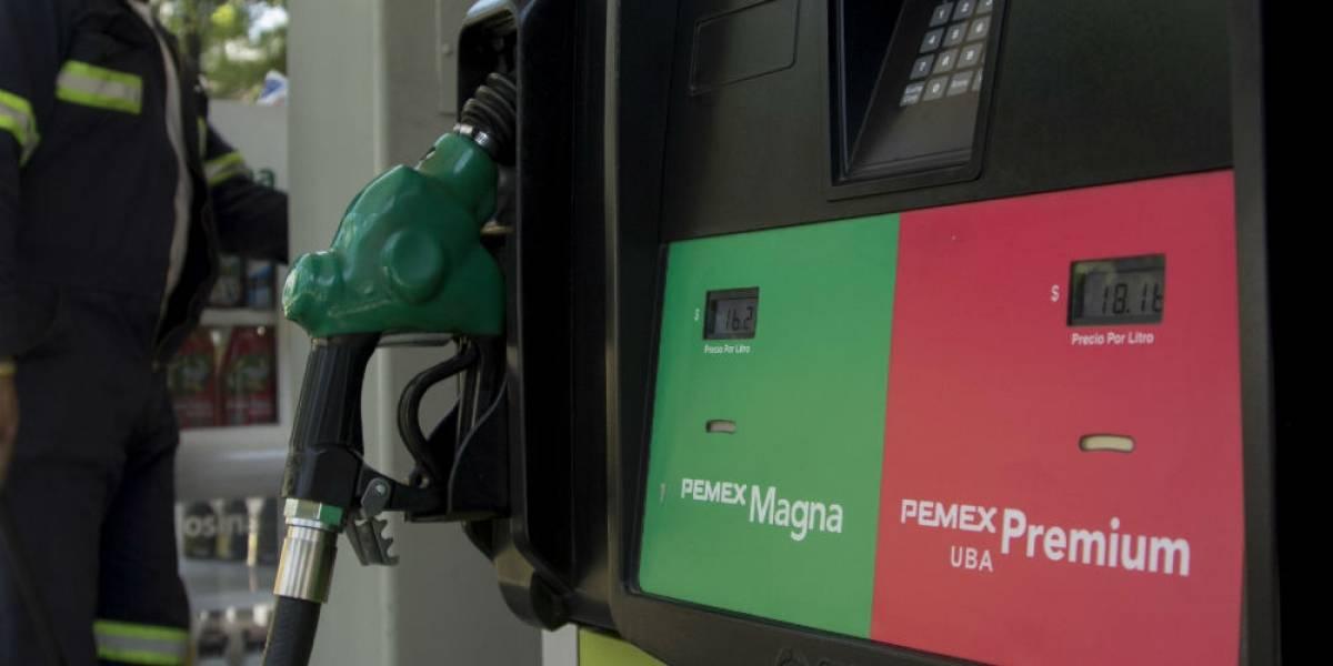 Por primera vez, gasolina Premium alcanza los 20 pesos en la CDMX