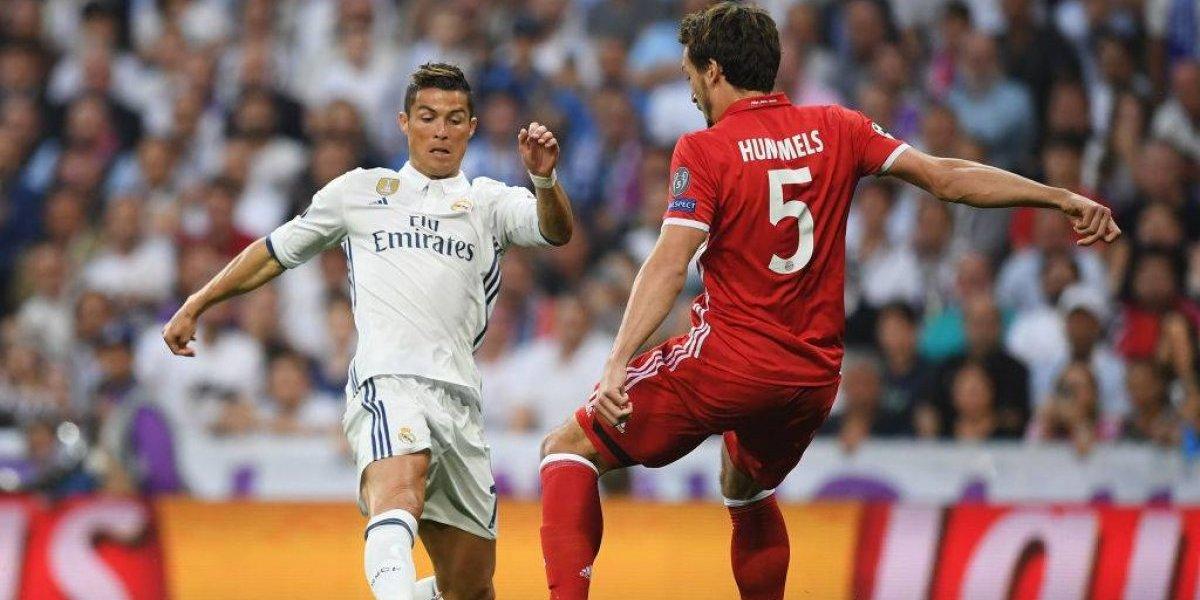 Bayern Munich y Real Madrid animan el clásico de los grandes favoritos europeos en la Champions