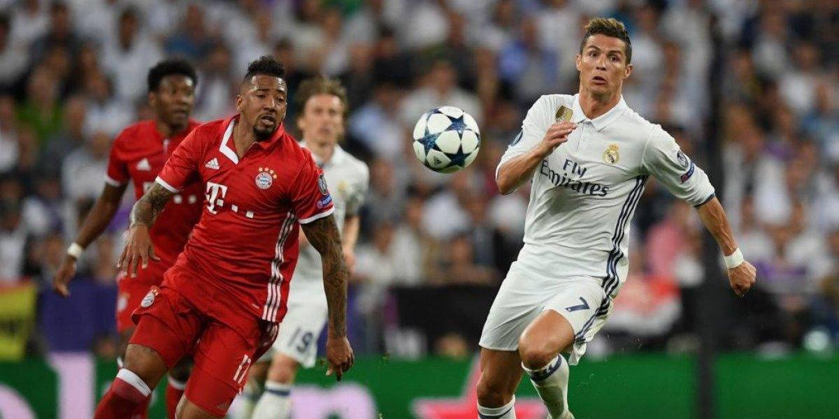 """Boateng se rinde a Cristiano Ronaldo: """"Es un atleta que no tiene debilidades"""""""