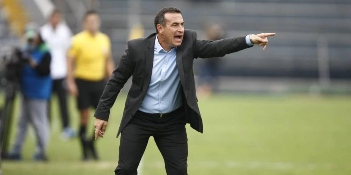 Guillermo Sanguinetti es el nuevo director técnico de Deportivo Cuenca
