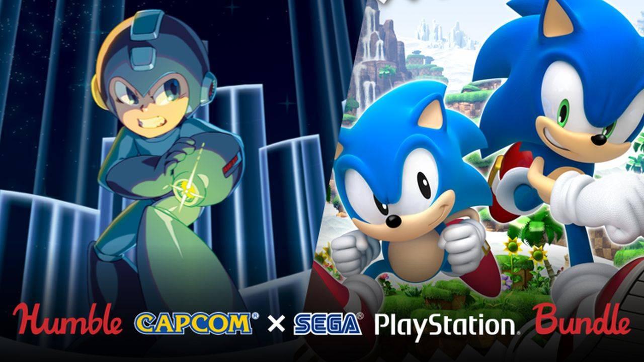 Humble Bundle de Capcom y SEGA ofrece 12 juegos de PlayStation por USD $15