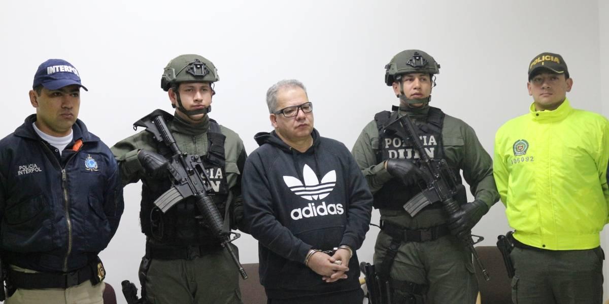 'Don Mario' se declaró no culpable al comparecer ante juez de EE.UU.