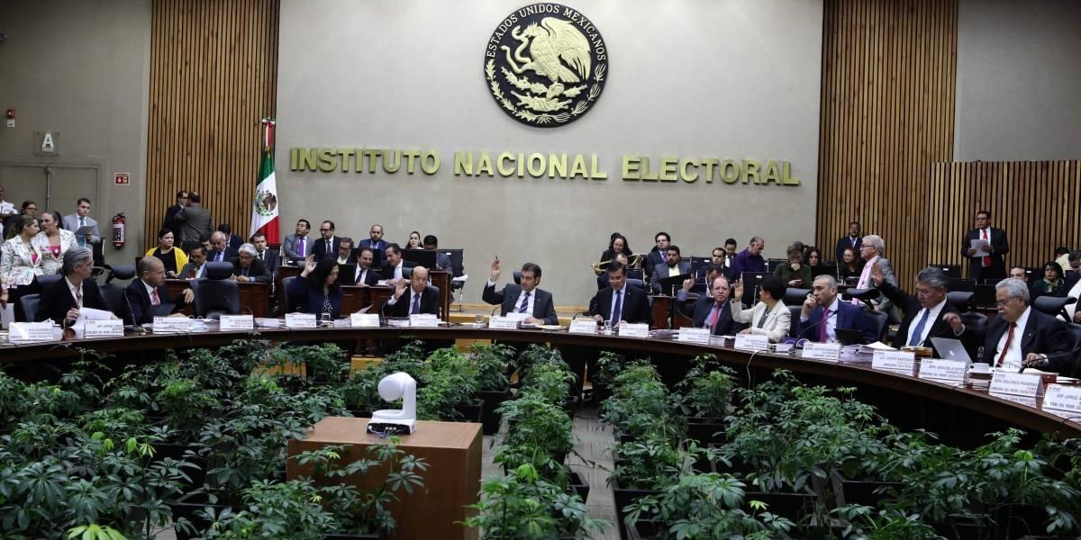 INE recibe tres quejas diarias derivadas del proceso electoral