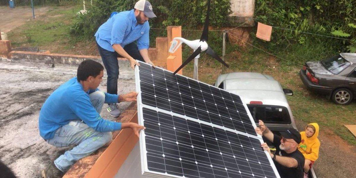 Llevan agua potable a sector de Yauco tras 22 años