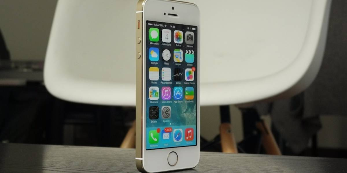 Tu iPhone 5S tendrá otro año de vida, de acuerdo a rumores