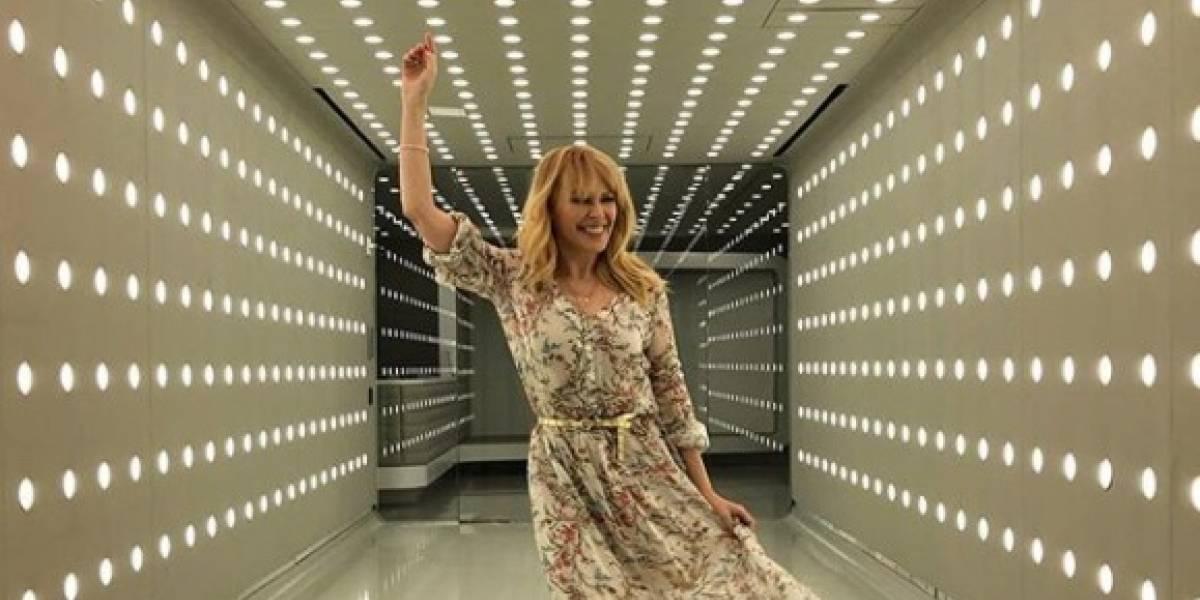 Relembre quem é Kylie Minogue, a cantora que fez show no aniversário da Rainha Elizabeth