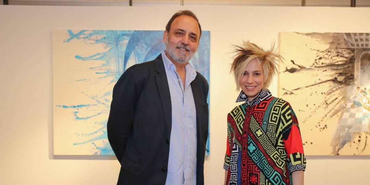 """#TeVimosEn: Presentan exposición """"La arquitectura del retorno"""" del artista Claudio Gallina"""