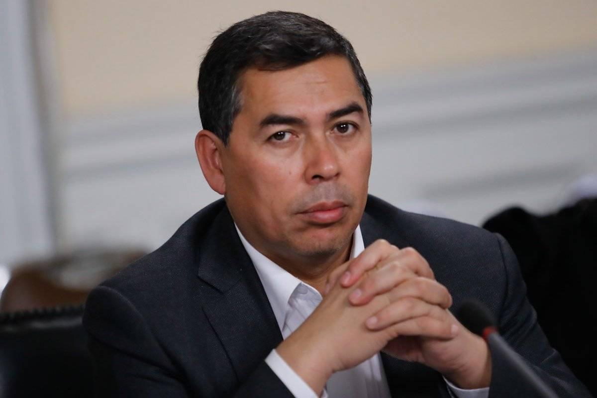 Deputy Leonardo Soto (PS)
