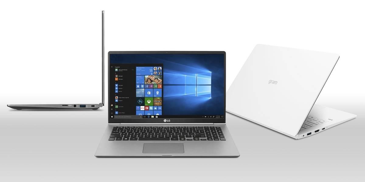 LG apresenta novo notebook que promete leveza e potência superior