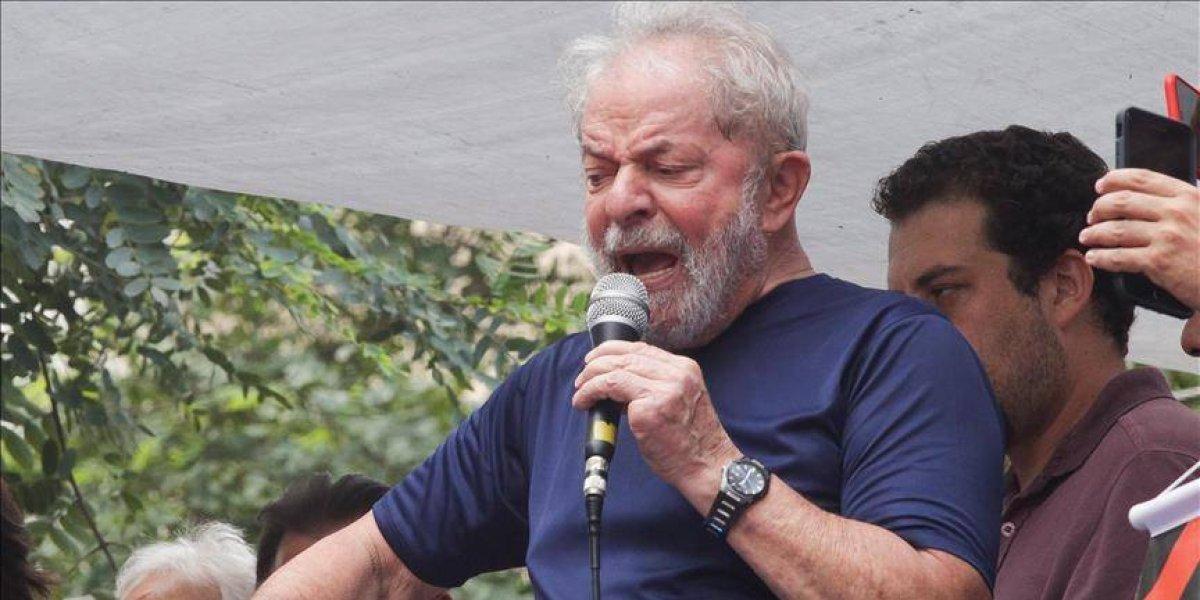 Lula da Silva. Pide a su partido que elijan a otro candidato presidencial