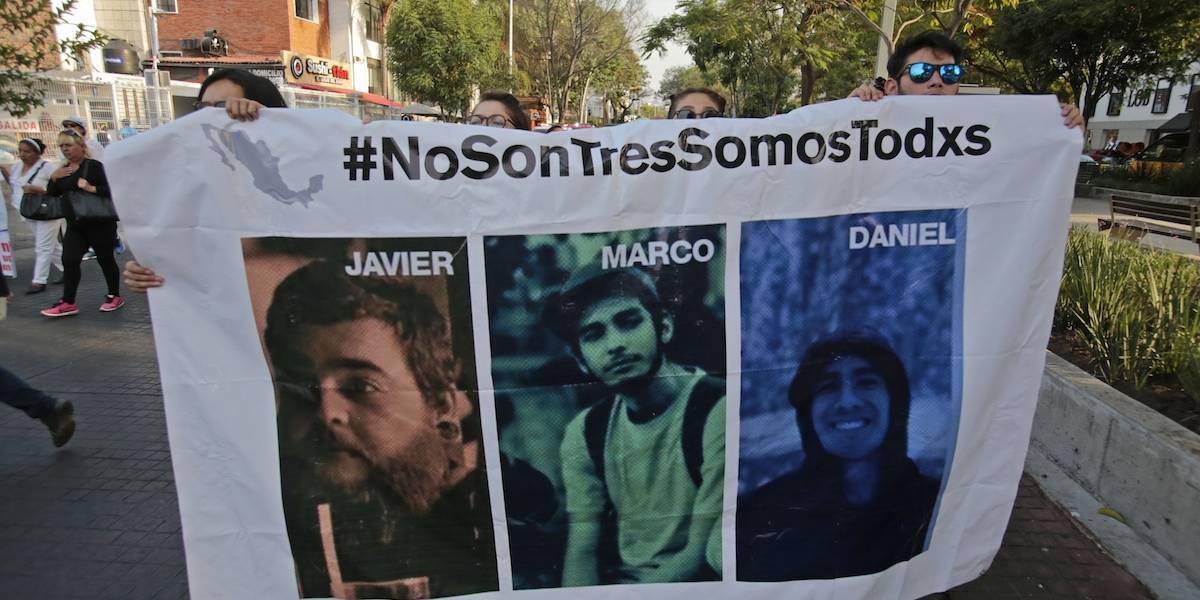 Estudiantes desaparecidos en Jalisco, asesinados y disueltos en ácido
