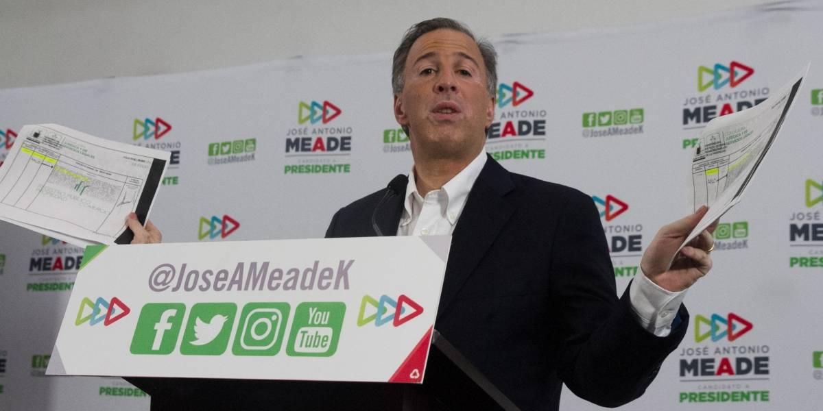 Si no pueden tener en orden su propia casa, menos podrán gobernar México: Meade