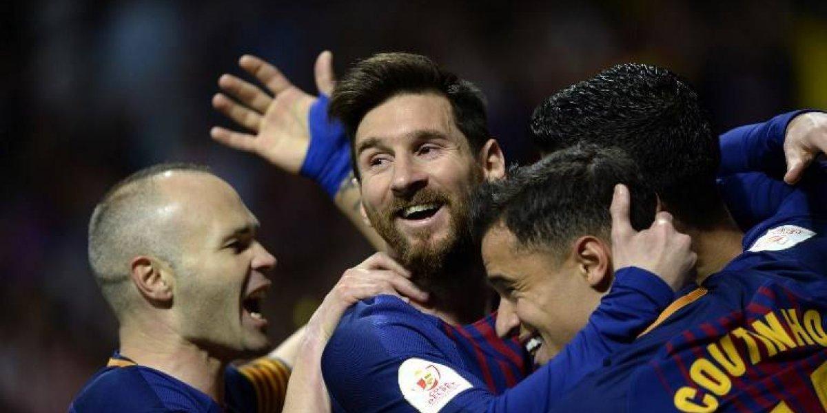 Messi alcanza cifra récord y hace a un lado a Cristiano Ronaldo en peleado ranking