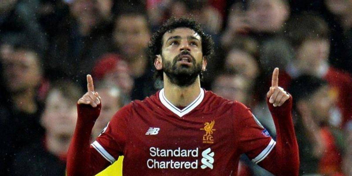 """Mohamed Salah, el africano que consiguió una """"plusmarca"""" en la Champions"""