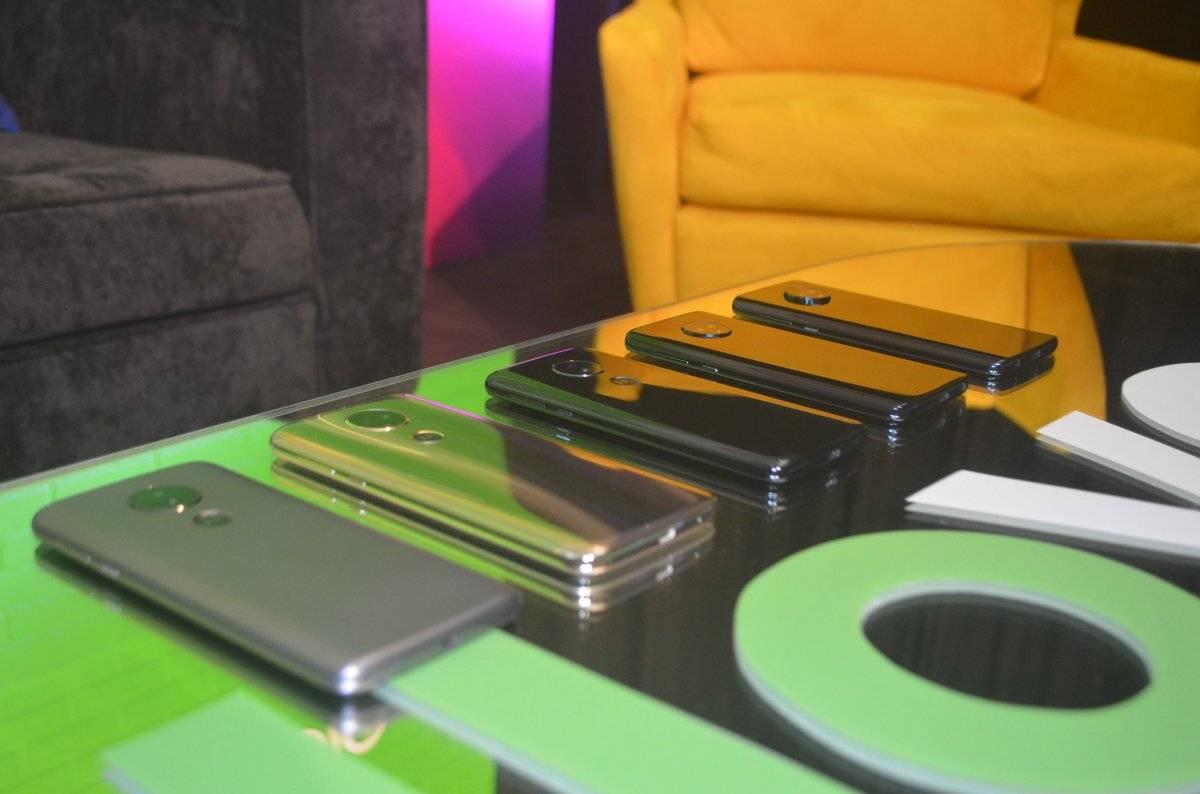 Nuevos teléfonos Motorola