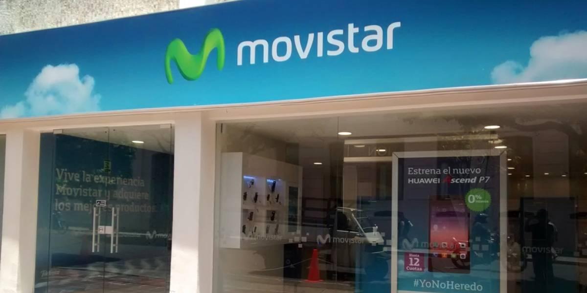 Movistar también se suma al CyberDay y ofrece descuentos en móviles