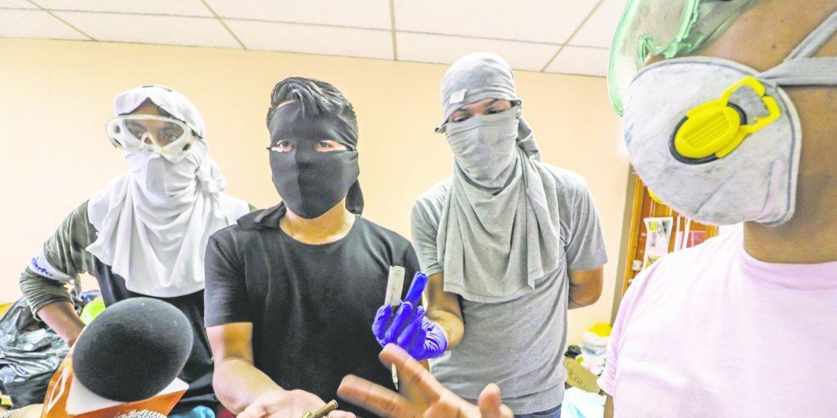 Nicaragua: Estudiantes exigen la restitución de la democracia