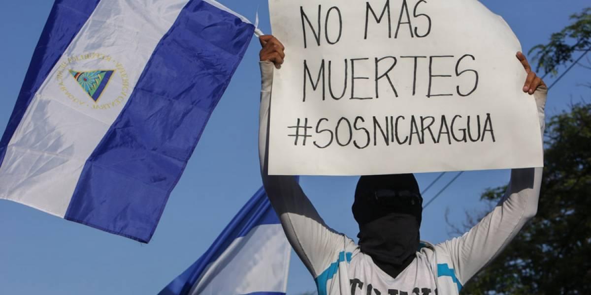 Estados Unidos condena violencia y represión en Nicaragua