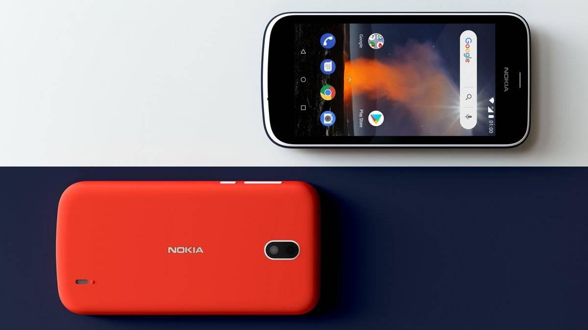 Nokia 1 llega a México.