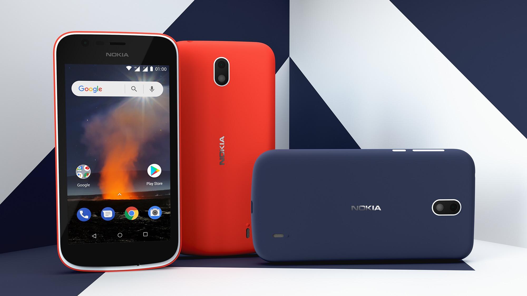 Llega el Nokia 1, primer dispositivo en México con Android Go