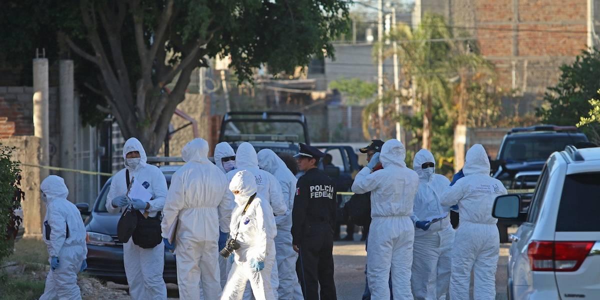 Asesinato de estudiantes en Jalisco revive técnica de 'El Pozolero'