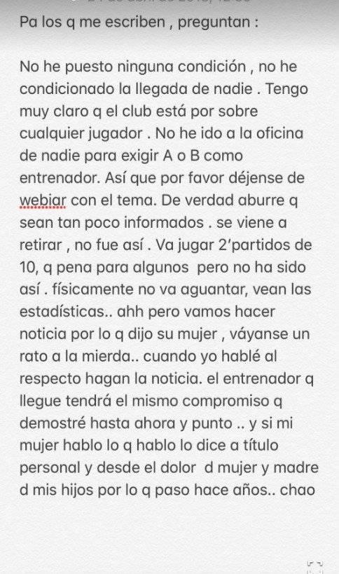 Instagram Jorge Valdivia