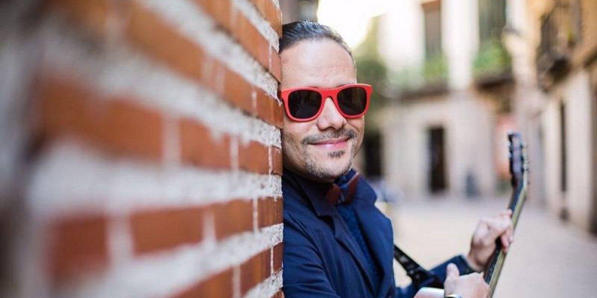 Pavel Núñez por tercera vez cantará en México