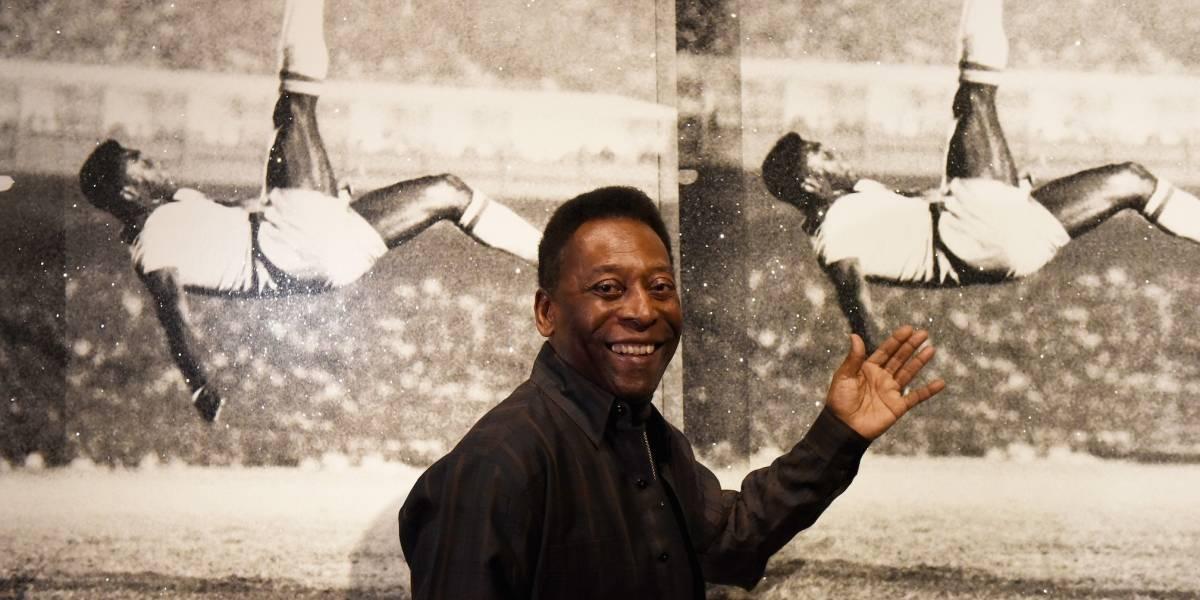 Pelé recibe el alta médica tras ser operado