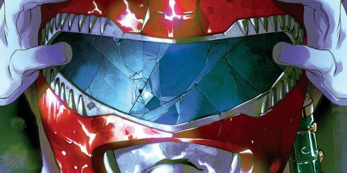 El cómic Power Rangers #25: Shattered Grid llegará en exclusiva por eBay
