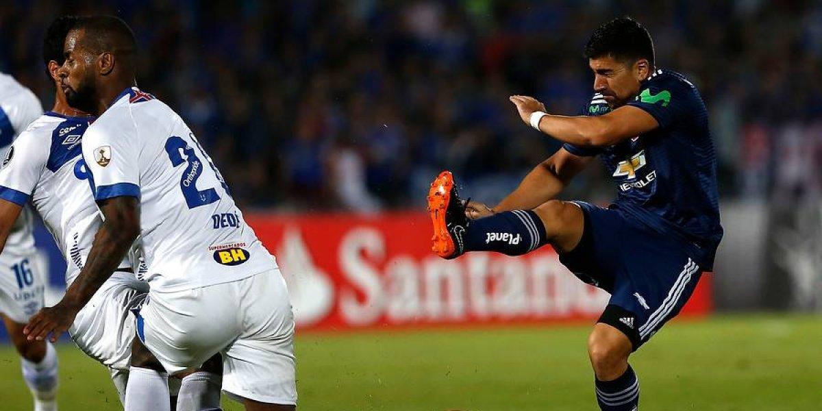 """David Pizarro se tiene fe para enfrentar a Cruzeiro: """"Tenemos las condiciones para complicarlos"""""""