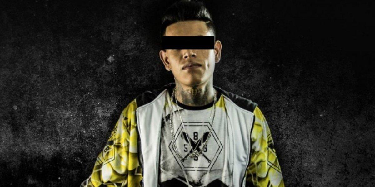 Rapero confiesa que ayudó a disolver cadáveres de estudiantes de cine