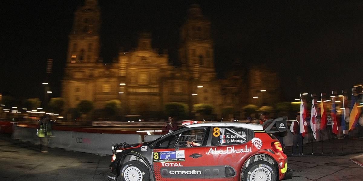 Cancelan primeras etapas del Rally Guanajuato por accidente