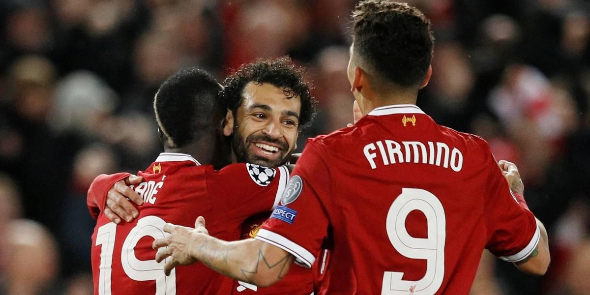 Como o Liverpool goleou na Liga dos Campeões; Roma ainda vive na competição?