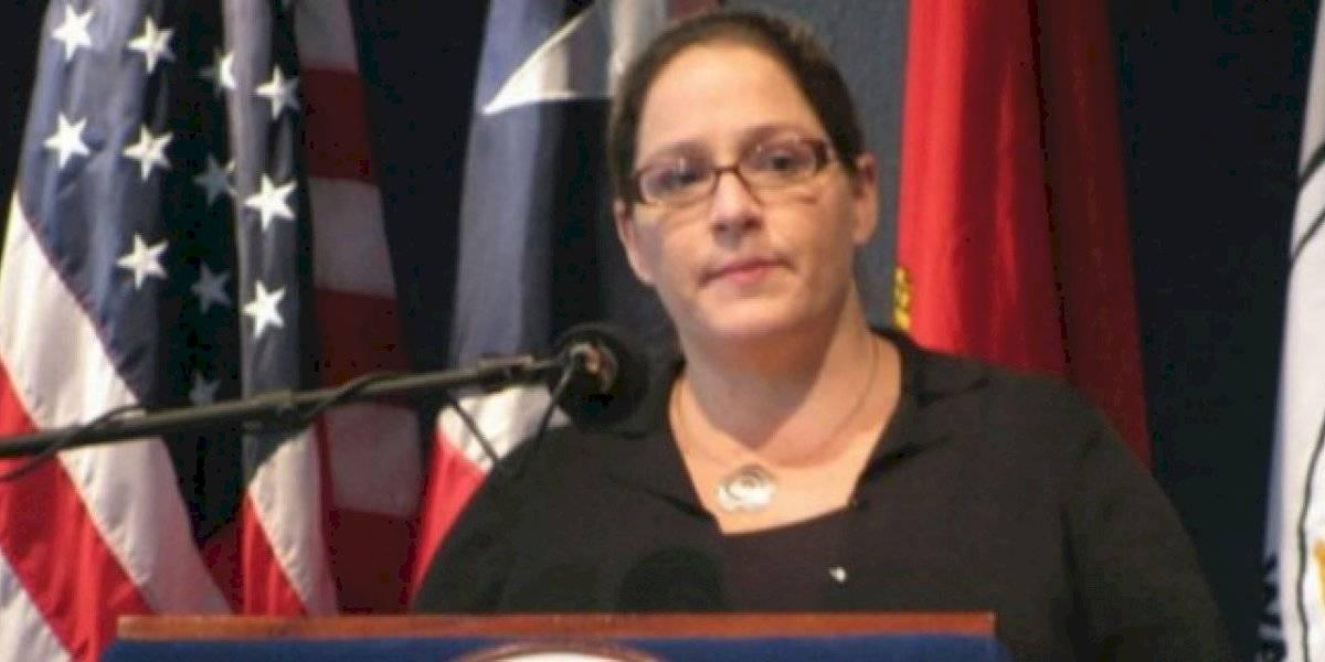 Nombramiento de Melinda Romero es uno temporero