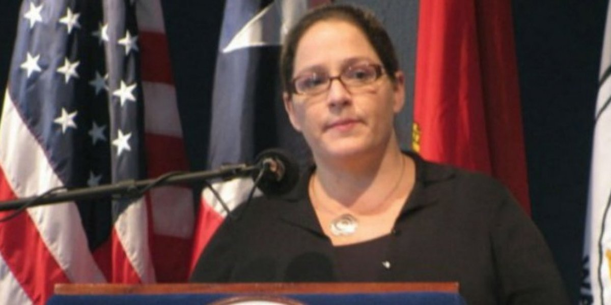 Melinda Romero defiende su destaque en la Policía