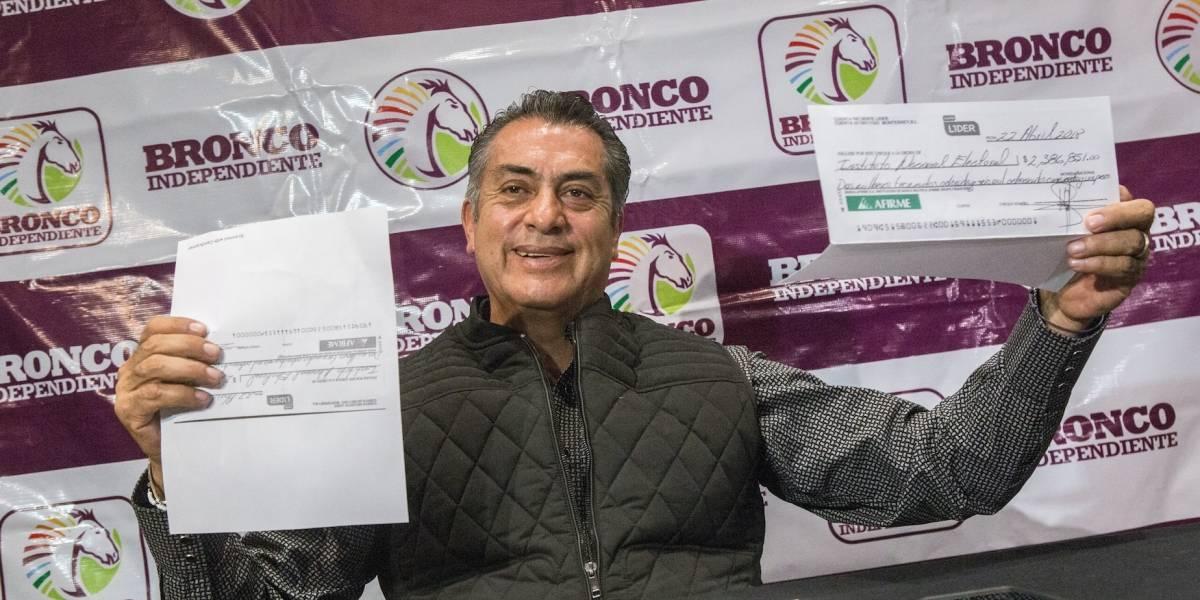 Los broncos luchamos por un México más justo y con mayor seguridad: Jaime Rodríguez