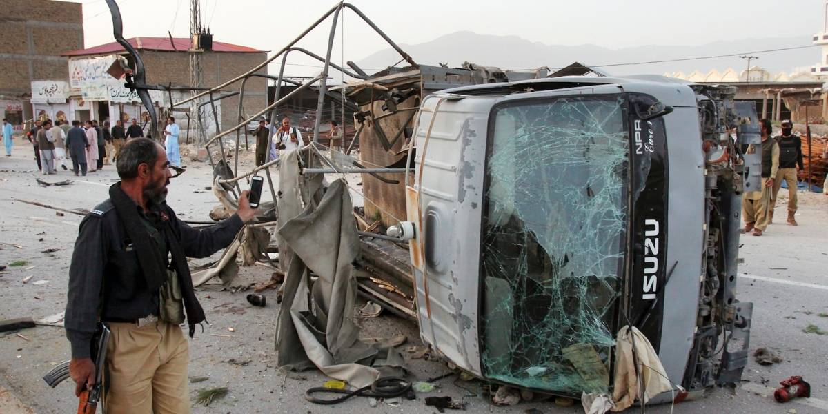 Ataques dejan seis muertos y ocho heridos en Pakistán