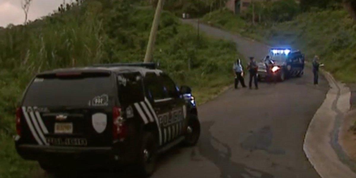 Triple asesinato en Bayamón