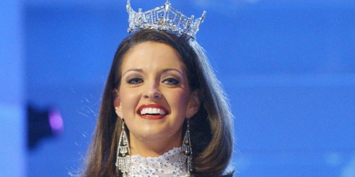 Se casa Miss América 2005 con su novia