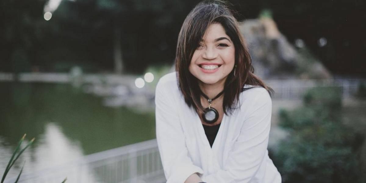 Evelyn Vásquez: Una artista con muchas evidencias de fe aguerrida
