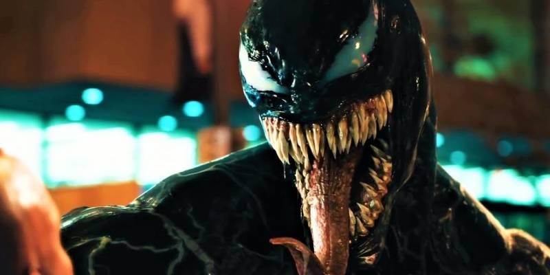 Venom estrena tráiler y ahora si incluye al simbionte en acción
