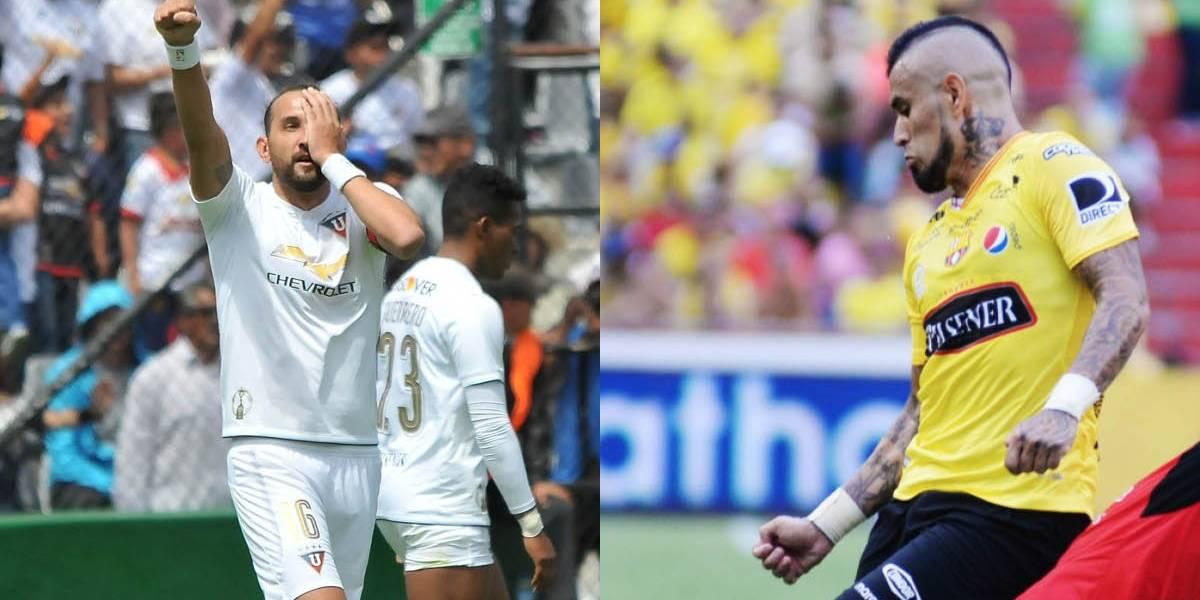 Sigue la polémica: Víctor Ayala le respondió a Hernán Barcos