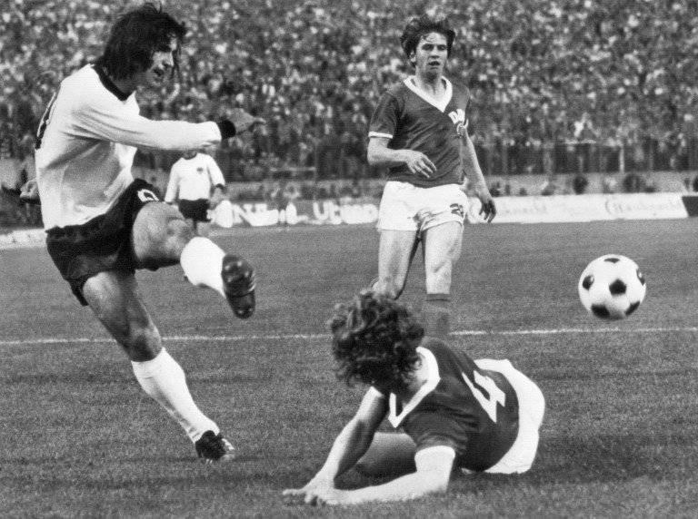 Gerd Müller, el goleador teutón de 1970