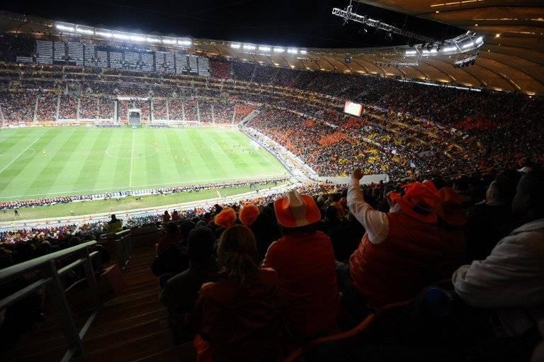 Estadio Soccer City, sede de la final 2010