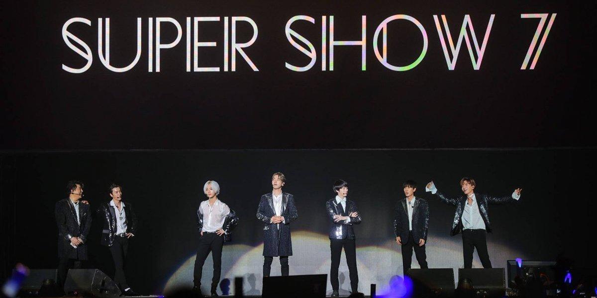 Así fue el regreso de Super Junior en Chile