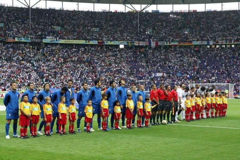 La final de Alemania 2006 fue ganada por Italia