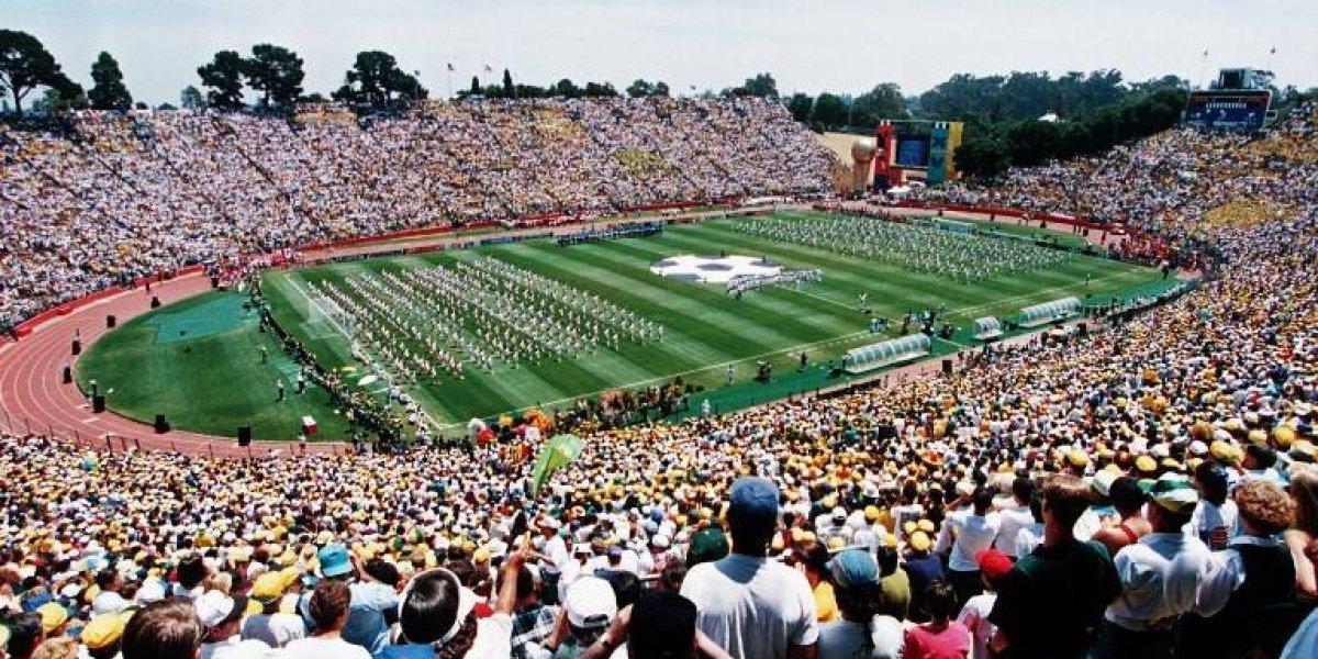 Mundiales con mayor promedio de asistencia a los estadios
