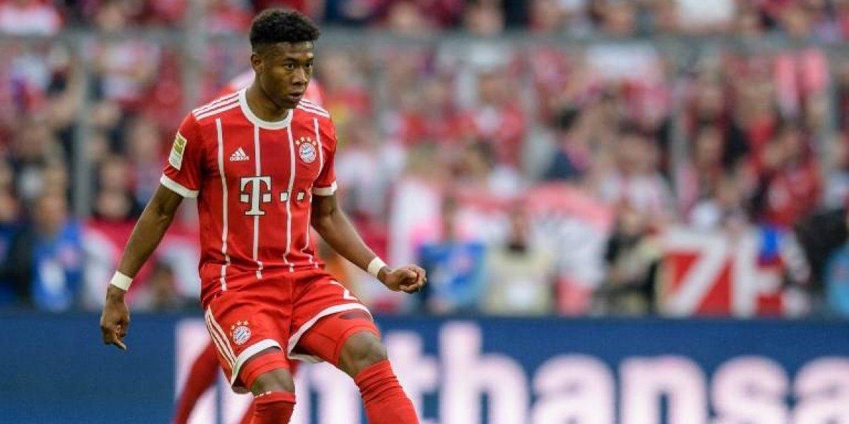 Bayern Münich pierde a otro jugador para las semifinales contra el Madrid