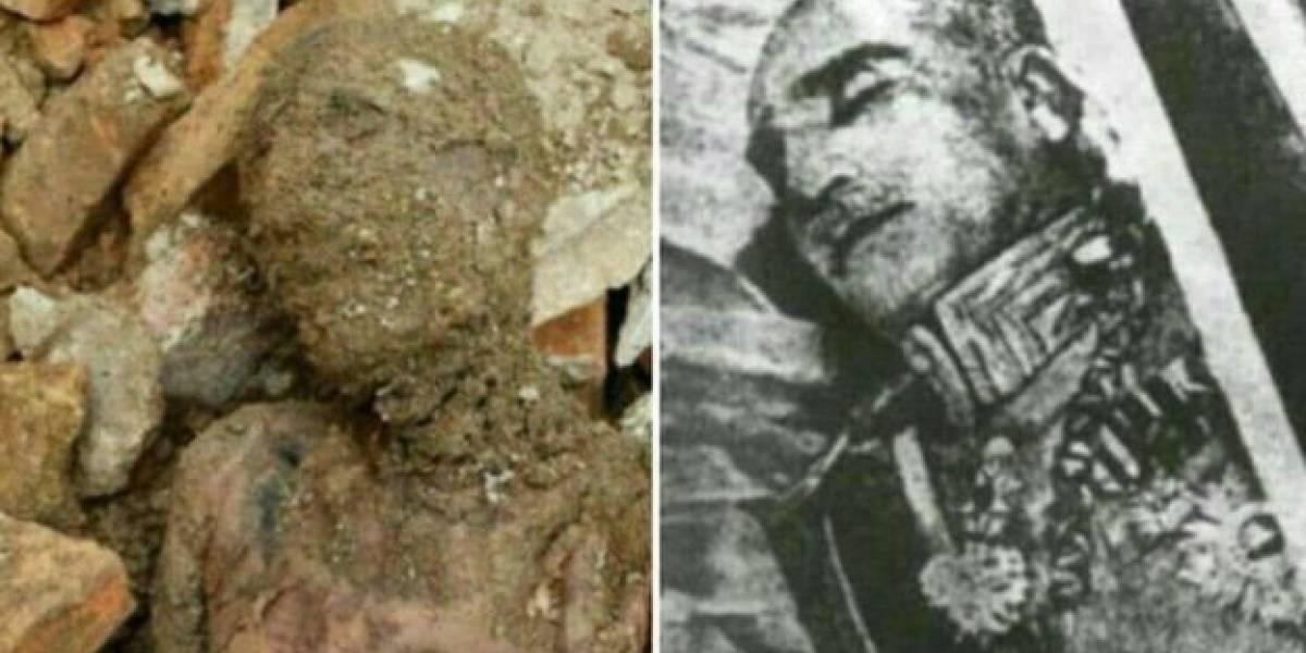 """Múmia encontrada no Irã é """"muito provavelmente"""" de pai do último monarca do país"""