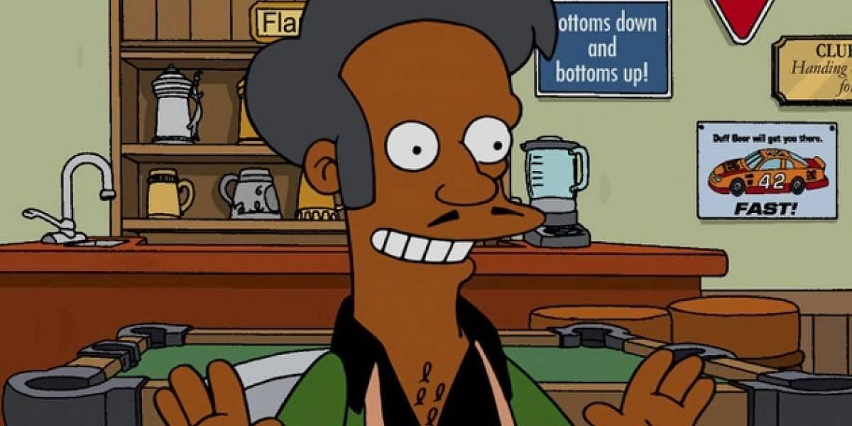 """""""Los Simpson"""": La serie se podría quedar sin la voz original de Apu"""